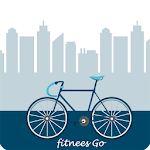 fitness go Icon