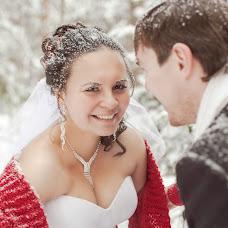 Wedding photographer Kristina Dergacheva (Kirstender). Photo of 14.01.2015