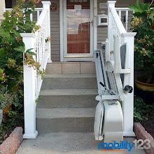 Photo: Stair Lift Outside | NJ