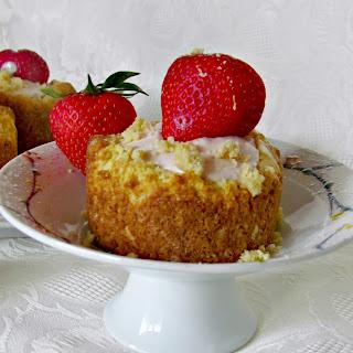 Strawberry Cheesecake Shortcake