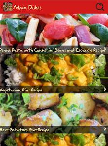 Guatemalan Recipes screenshot 0