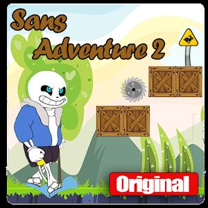 Sans Adventure 2