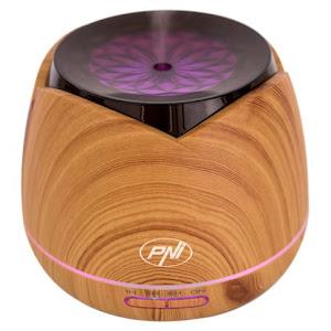 Difuzor ultrasonic PNI HU180, 400 ml, 7 culori LED