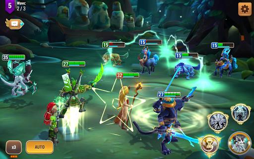 Might & Magic: Elemental Guardians  screenshots 23