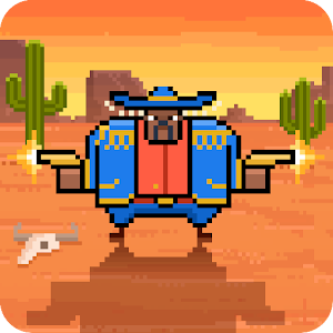Timber West – Wild West Arcade Shooter MOD APK 1.0.4 (Money increases)