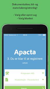 Apacta - náhled