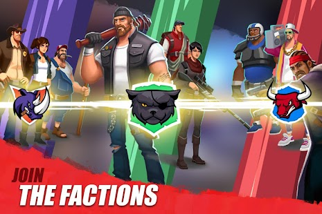 Zombie Faction - Battle Games for a New World Screenshot