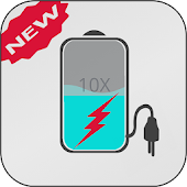 Ultra 10X fast charge and optimizer +1000mAh - NEW