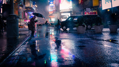 Photo: Raindrops keep falling on my head And just like the guy whose feet are too big for his bed Nothin' seems to fit Those raindrops are falling on my head, they keep falling  #moodymonday