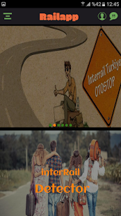 İnterRail Land - náhled
