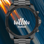 Willow Motion - Animated GIF Watch Face