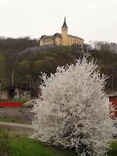 Photo: Jedna z dominant Ústí nad Labem - Hotel a restaurant Větruše.