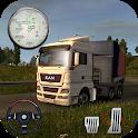Heavy Big Truck Driving Simulator 3D icon