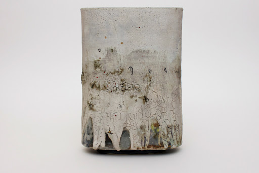 Sam Hall Ceramic Vessel 08