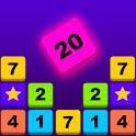 Merge Block: Fun Number Puzzle icon