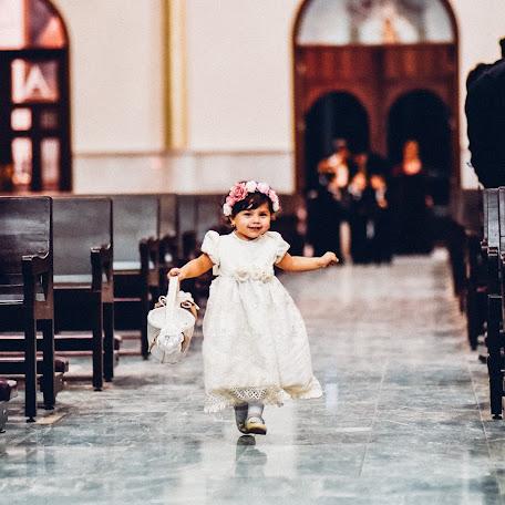 Wedding photographer Hector León (hectorleonfotog). Photo of 16.01.2018
