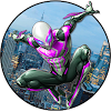 Amazing Spider Hero Web Rope Superhero