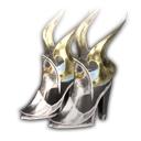 シュリオンの決意のブーツ