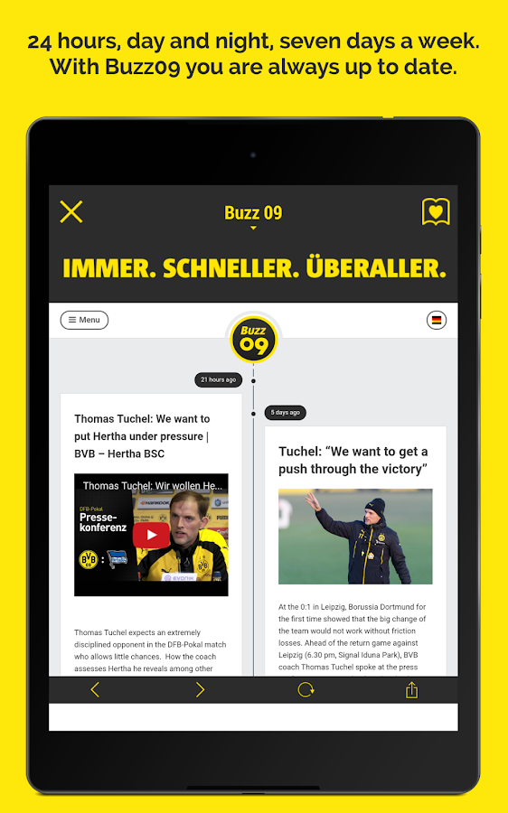 Buzz09 - Borussia Dortmund BVB- screenshot