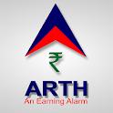 ARTH An Earning Alarm icon