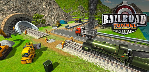 Railroad Tunnel Construction Sim: Train Games - Google Play