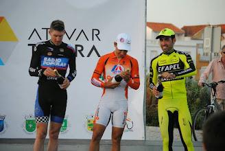 Photo: 1º lugar - André Mourato, da LA/Antarte 2º lugar - Marco Cunha, da Efapel/Glassdrive 3º lugar - Domingos Gonçalves, da Rádio Popular/Onda