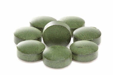 Spirulina tabletter ekologisk