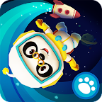 Dr. Panda in Space