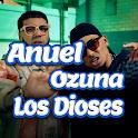 Anuel AA and Ozuna-Los Dioses icon