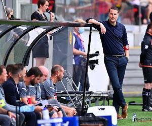 """Brian Priske débute par une défaite du côté de l'Antwerp : """"Les dirigeants prendront les meilleures décisions"""""""