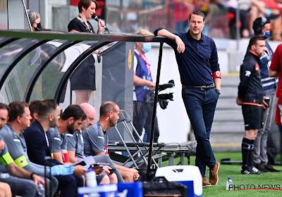 """Brian Priske debuteert bij Antwerp met zure nederlaag: """"Mensen die boven mij staan zullen beste beslissingen nemen"""""""