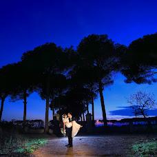 Vestuvių fotografas Alessandro Spagnolo (fotospagnolonovo). Nuotrauka 10.04.2018