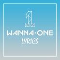Wanna One Lyrics (Offline) icon