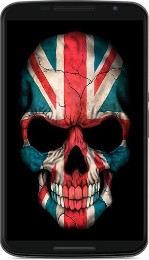 skull wallpapers 1.2 9