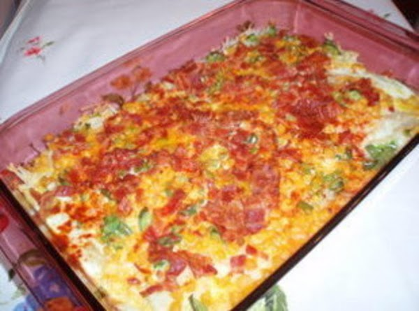 Breakfast Potato Casserole Recipe