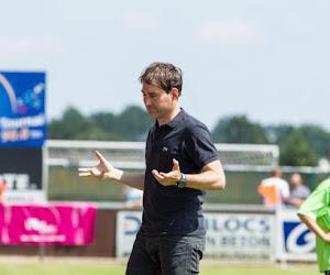 René Weiler explique pourquoi certains joueurs ne sont pas au stage d'Anderlecht