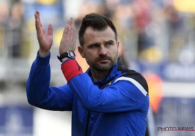 """Ivan Leko: """"Si tu ne supportes pas la pression, tu peux aller jouer dans une division inférieure"""""""