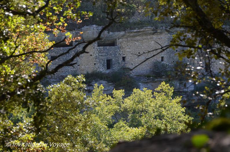 Les Grangiers, Sentier du  Maquis