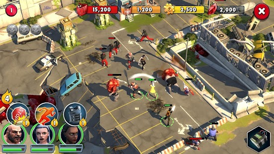 Zombie Anarchy: Survival Game – Vignette de la capture d'écran