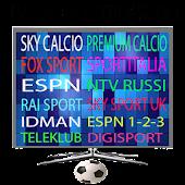 Tv Calcio Streaming