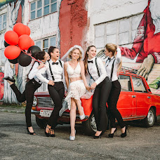 Wedding photographer Anastasiya Dobrova (NastyaDobrova). Photo of 16.07.2017