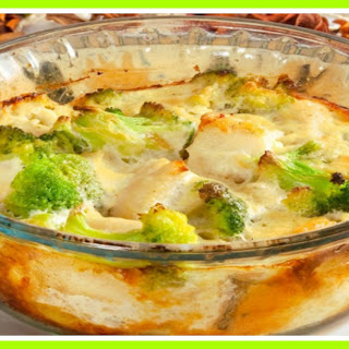 Chicken and Broccoli Casserole 6 Smartpoints.