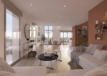 Appartement 4 pièces 72,2 m2