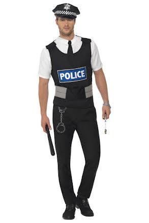 Dräkt, Polis-set