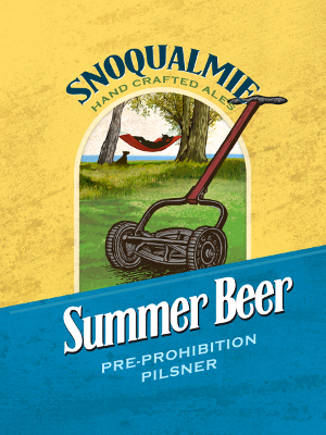 Logo of Snoqualmie Summer Beer