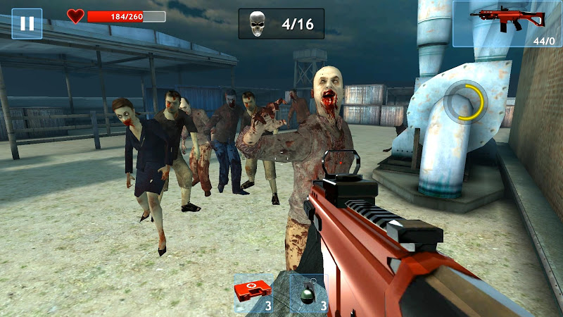 Zombie Objective Screenshot 2
