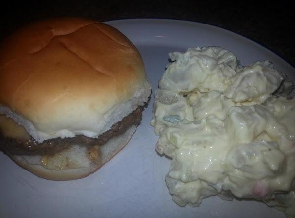 Potatoe Salad Recipe