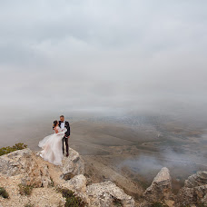 Wedding photographer Liliya Kulinich (Liliyakulinich). Photo of 17.09.2018