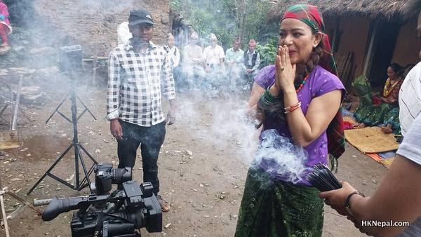 तामाङ लोककथाको पहिलो संस्करण 'नम्दरदिम रि' सुरु