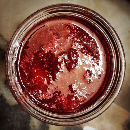 Easy, Homemade, Strawberry, Jam, recipe,  士多啤梨, 果醬, 自製, no pectin